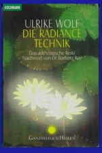 Book Cover: Die Radiance Technik, Das authentische Reiki